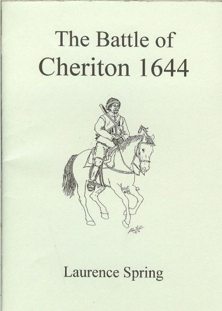Image for THE BATTLE OF CHERITON, 1644