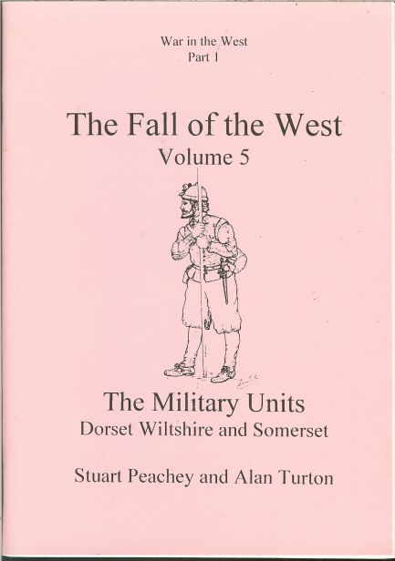 Image for THE FALL OF THE WEST VOL. 5 THE MILITARY UNITS