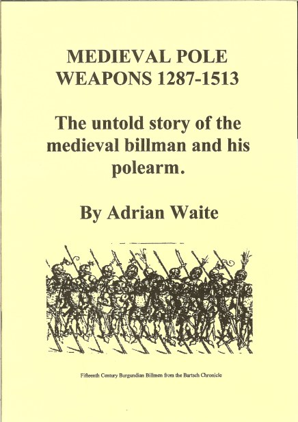 Image for MEDIEVAL POLE WEAPONS 1287-1513