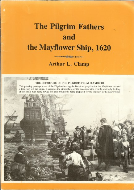 Image for THE PILGRIM FATHERS AND THE MAYFLOWER SHIP, 1620