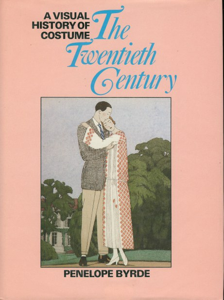 Image for A VISUAL HISTORY OF COSTUME: THE TWENTIETH CENTURY