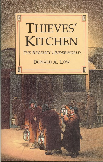 Image for THIEVES' KITCHEN: THE REGENCY UNDERWORLD