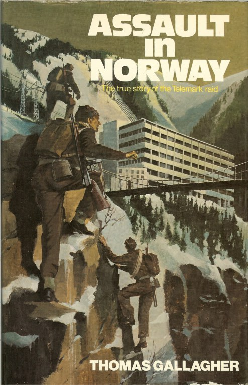 Image for ASSAULT IN NORWAY : THE TRUE STORY OF THE TELEMARK RAID