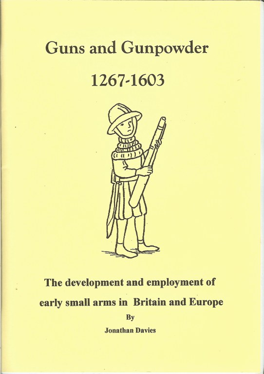 Image for GUNS AND GUNPOWDER 1267-1603