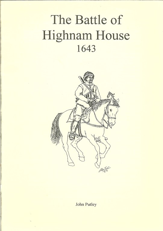 Image for THE BATTLE OF HIGHNAM HOUSE 1643