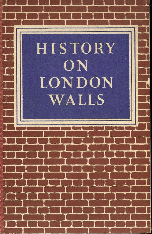 Image for HISTORY ON LONDON WALLS