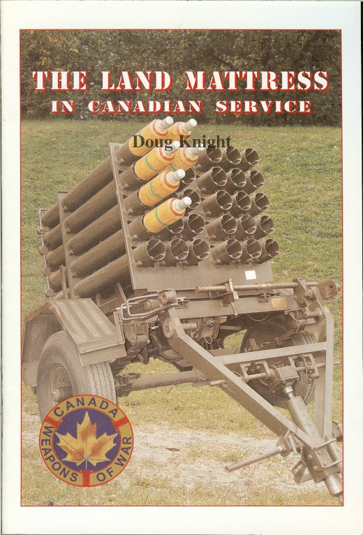 Image for THE LAND MATTRESS IN CANADIAN SERVICE
