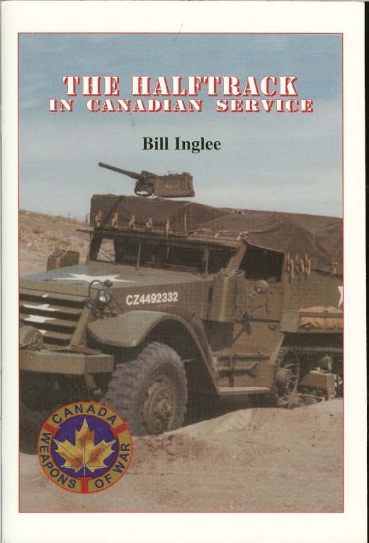 Image for THE HALFTRACK IN CANADIAN SERVICE