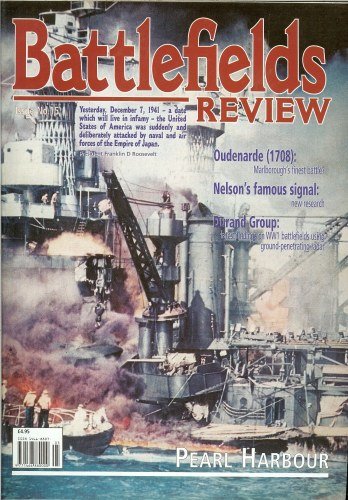 Image for BATTLEFIELDS REVIEW ISSUE NO.15