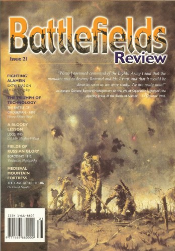 Image for BATTLEFIELDS REVIEW ISSUE NO.21