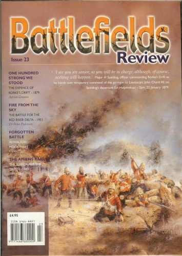 Image for BATTLEFIELDS REVIEW ISSUE NO.23