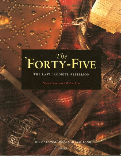 Image for THE 'FORTY-FIVE: THE LAST JACOBITE REBELLION