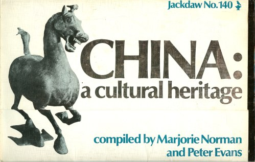 Image for JACKDAW NO.140: CHINA - A CULTURAL HERITAGE