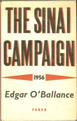 Image for THE SINAI CAMPAIGN 1956