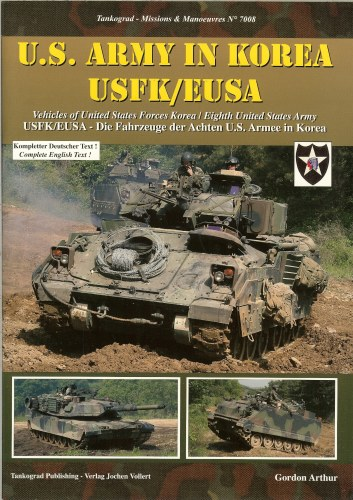 Image for US ARMY IN KOREA USFK/EUSA