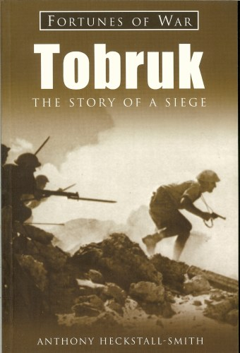 Image for TOBRUK: THE STORY OF A SIEGE