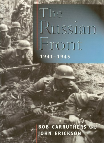 Image for THE RUSSIAN FRONT 1941-45