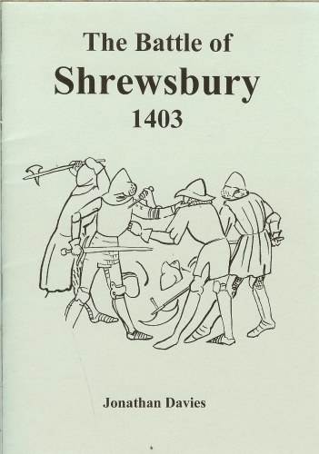 Image for THE BATTLE OF SHREWSBURY 1403