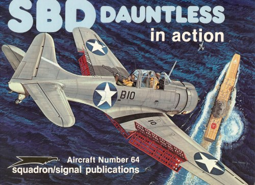 Image for SBD DAUNTLESS IN ACTION