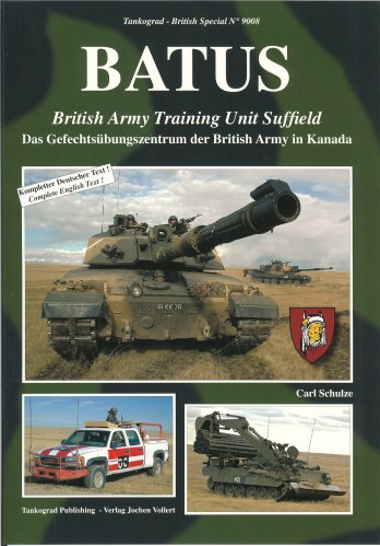 Image for BATUS: BRITISH ARMY TRAINING UNIT SUFFIELD