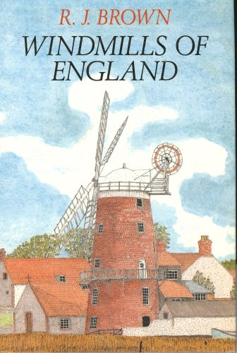 Image for WINDMILLS OF ENGLAND