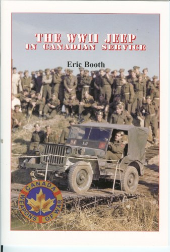 Image for THE WWII JEEP IN CANADIAN SERVICE