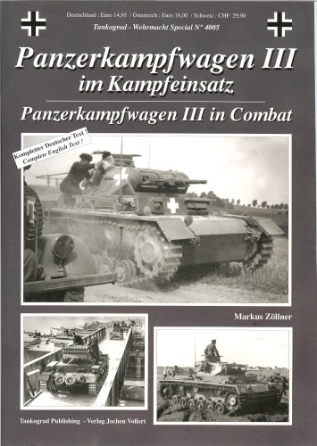 Image for PANZERKAMPFWAGEN III IN COMBAT