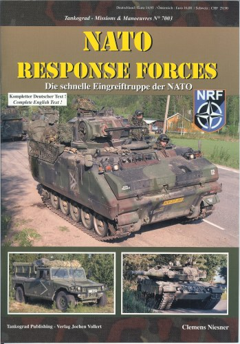 Image for NATO RESPONSE FORCES