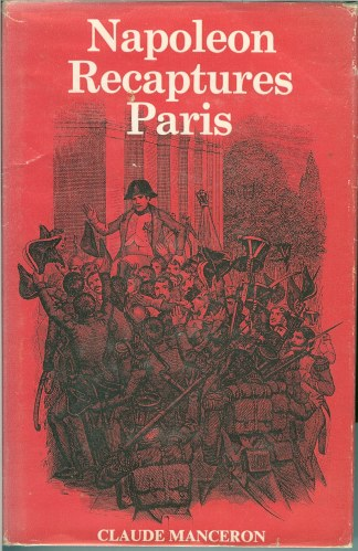 Image for NAPOLEON RECAPTURES PARIS