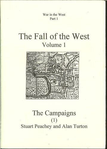 Image for THE FALL OF THE WEST VOL. 1 THE CAMPAIGNS (1)