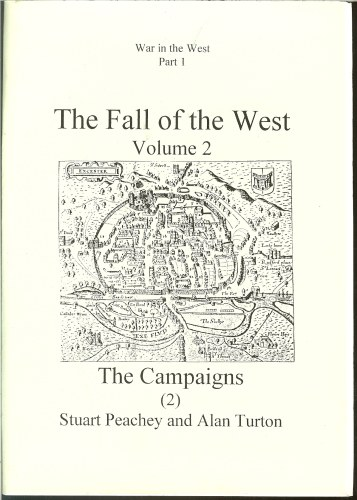 Image for THE FALL OF THE WEST VOL. 2 THE CAMPAIGNS (2)