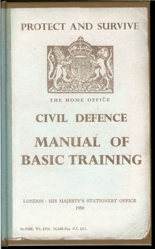 Image for PROTECT AND SURVIVE: THE CIVIL DEFENCE MANUAL