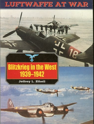 Image for LUFTWAFFE AT WAR 3: BLITZKRIEG IN THE WEST 1939-1942