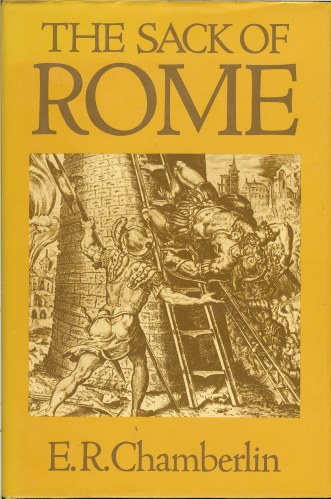 Image for THE SACK OF ROME
