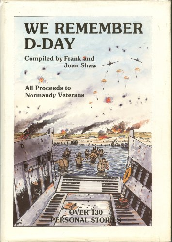 Image for WE REMEMBER D-DAY