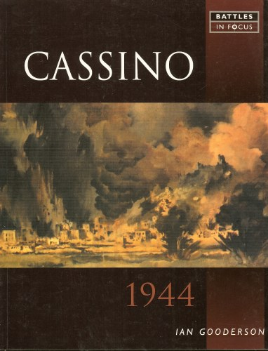 Image for BATTLES IN FOCUS : CASSINO 1944