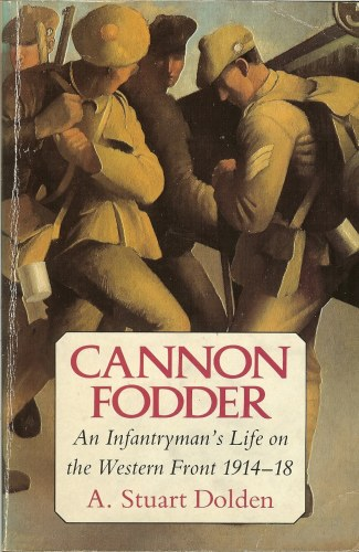 Image for CANNON FODDER: AN INFANTRYMAN'S LIFE ON THE WESTERN FRONT 1914-18