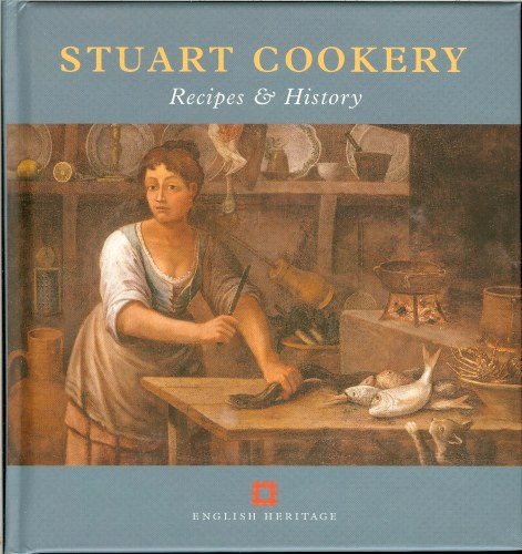 Image for STUART COOKERY: RECIPES & HISTORY