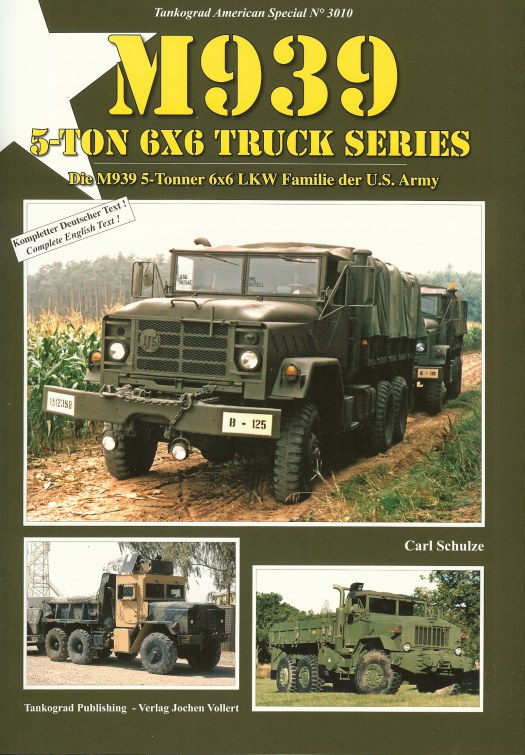 Image for M939 5-TON 6X6 TRUCK SERIES