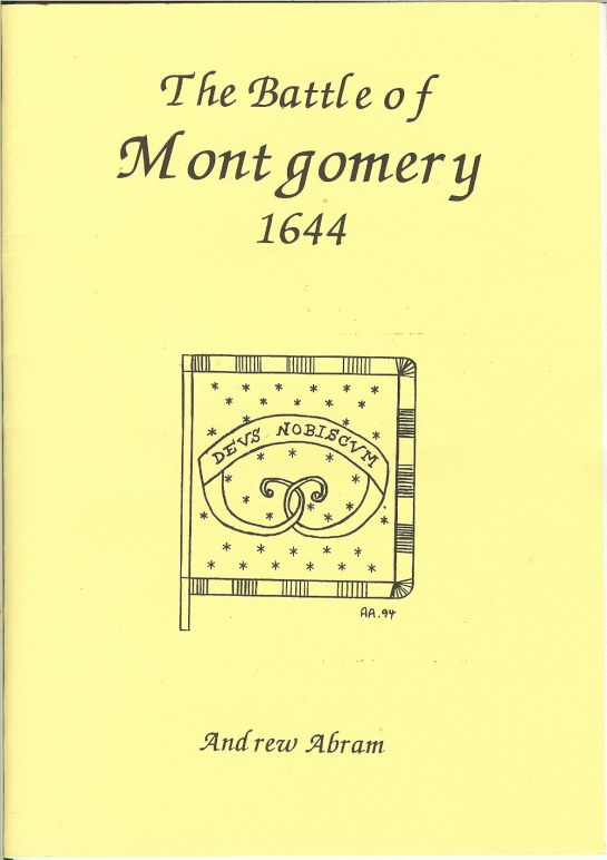 Image for THE BATTLE OF MONTGOMERY 1644