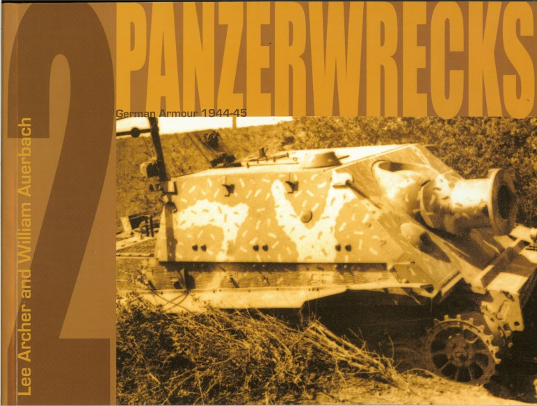 Image for PANZERWRECKS 2: GERMAN ARMOUR 1944-45