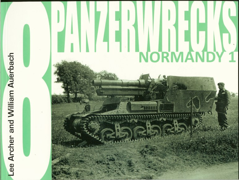 Image for PANZERWRECKS 8: NORMANDY 1