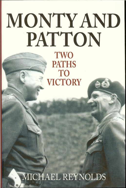 Image for MONTY AND PATTON : TWO PATHS TO VICTORY