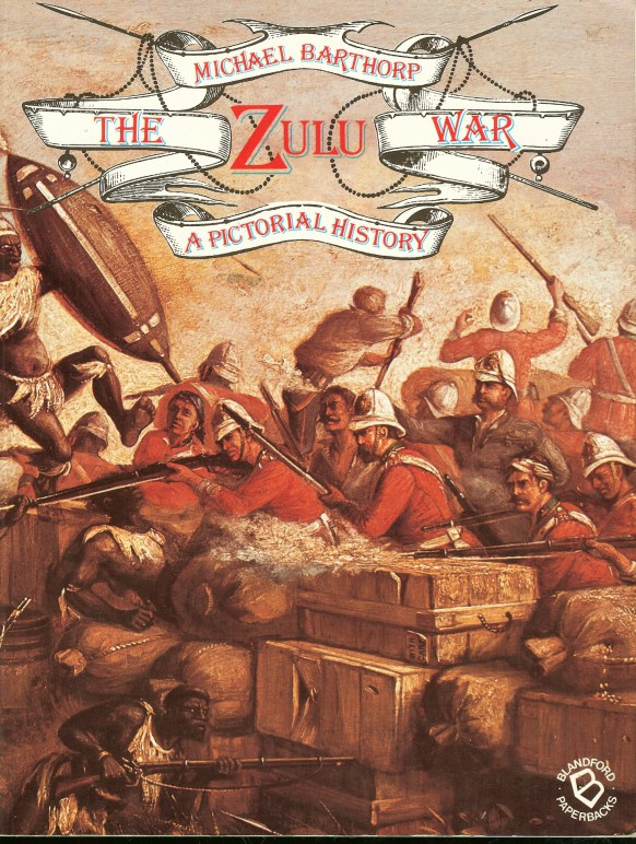 Image for THE ZULU WAR : A PICTORIAL HISTORY