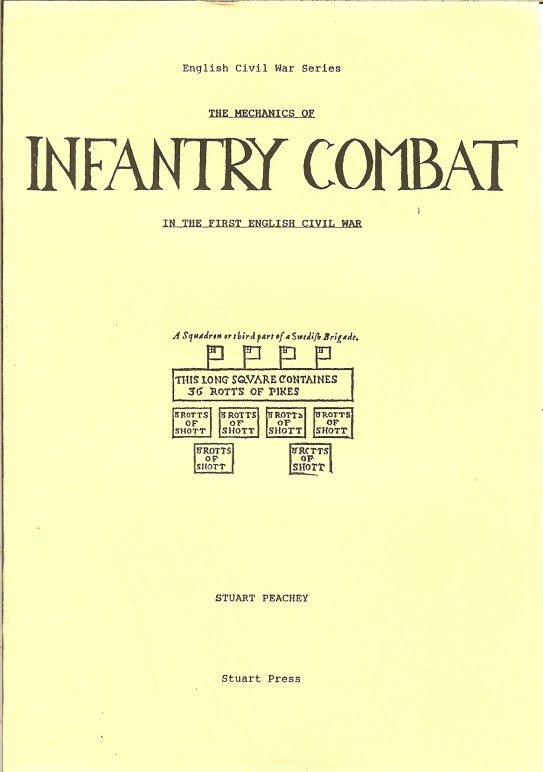 Image for THE MECHANICS OF INFANTRY COMBAT IN THE FIRST ENGLISH CIVIL WAR