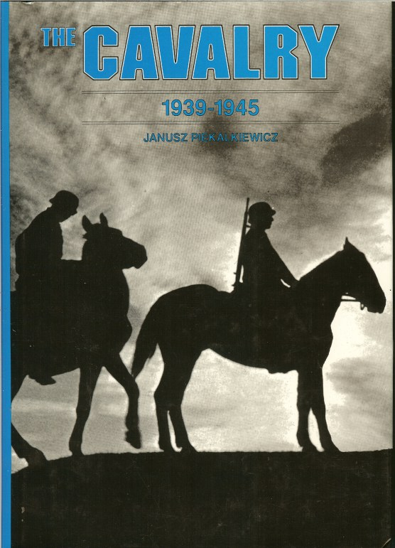 Image for THE CAVALRY OF WORLD WAR II