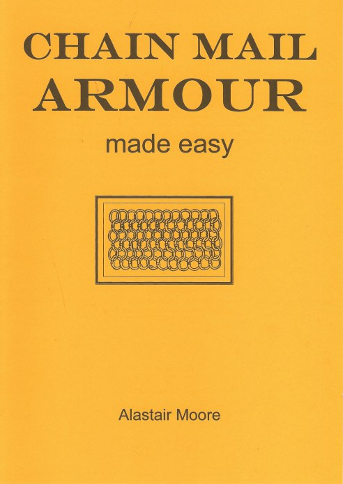 Image for CHAIN MAIL ARMOUR MADE EASY