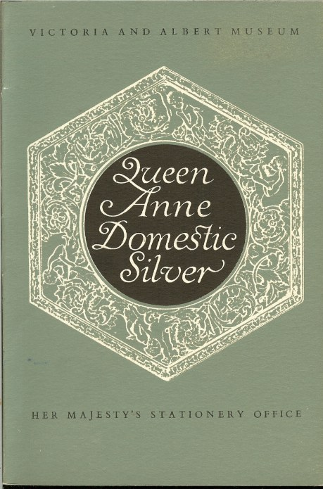 Image for QUEEN ANNE DOMESTIC SILVER