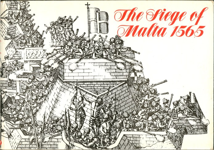 Image for THE SIEGE OF MALTA 1565