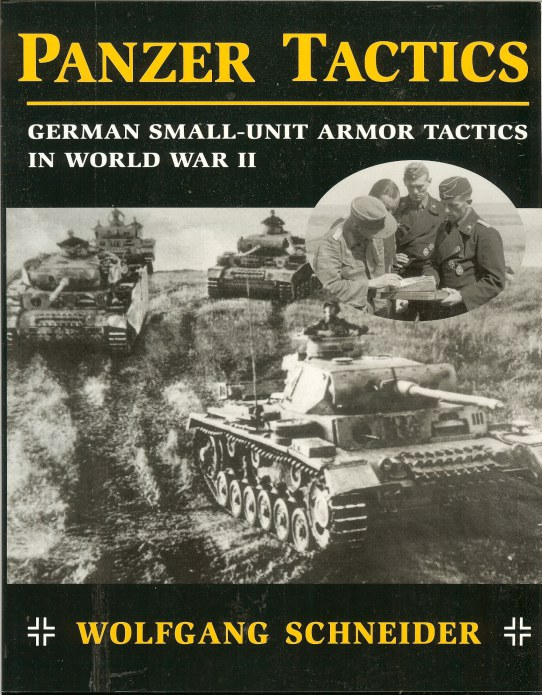 Image for PANZER TACTICS: GERMAN SMALL-UNIT ARMOR TACTICS IN WORLD WAR II